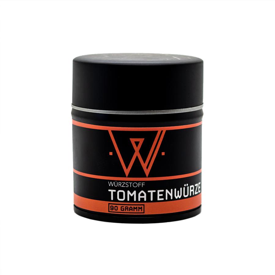 Das Gewürz für Tomaten